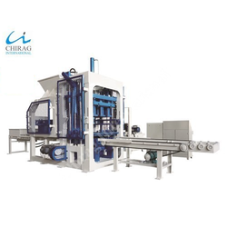 Multi Material Brick Making Machine