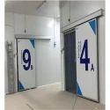 Industrial Sliding Cold Room Door