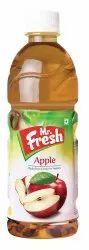 1 L Mr. Fresh Apple Juice Drink, Packaging Type: Bottle