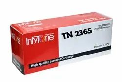 Infytone Black TN 2365 Compatible Toner Cartridge For Brother Printers