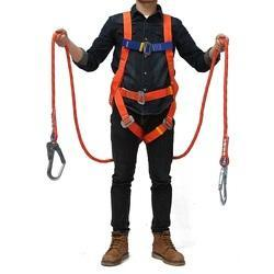 Nylon Full Body Harness Industrial Safety Belt