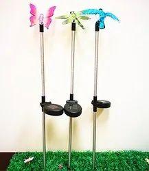 Solar Garden Bird Lights for Home