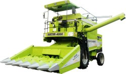 KARTAR 4000 Maize Combine Harvester, delux