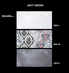 2003D Matt Ceramic Wall Tiles