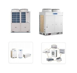 Blue Star VRV, VRF AC 16.0 HP 100% Inverter