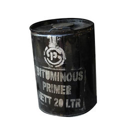 Black Anti Corrosive Bitumen Paint, Packaging Type: Tin