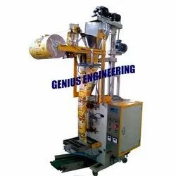 Servo Driven Auger Filler Pneumatic VFFS Machine