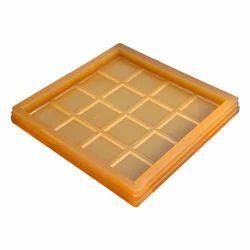 Square Check PVC Tile Mould