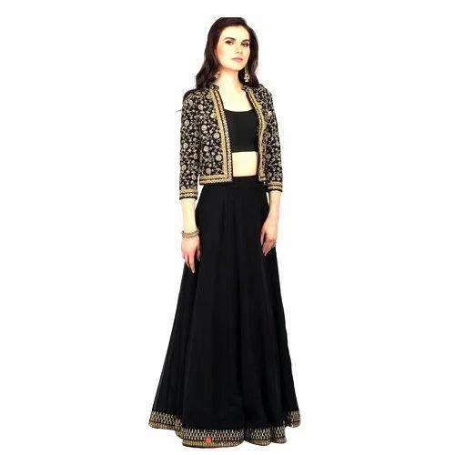 Ladies Fancy Lehenga Choli with Jacket at Rs 10000 piece  935abd46dc