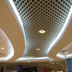 Metal Grid False Ceiling