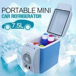 Portable Electronic 7.5 litres Cooling And Warming Refrigerator