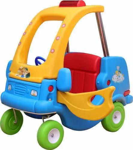 PVC Coupe Car
