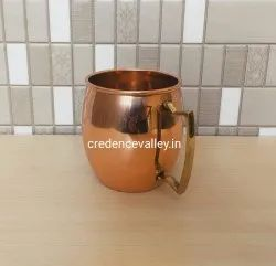 Copper Mug Glossy Finish