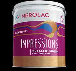 ImpressionsMetallic Finish