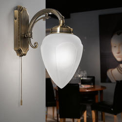 Cool White Wall Light
