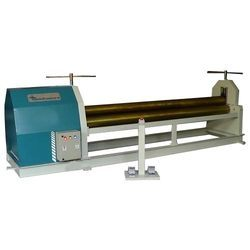 Automatic 15-20 ton/day Siddhapura Mechanical Plate Rolling Bending Machine, SHEET ROLLING, Cold Rolling Mill