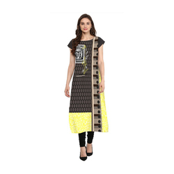 Women's Printed Kurta
