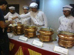 Catering Buffet Services, Kolkata, Live Counters
