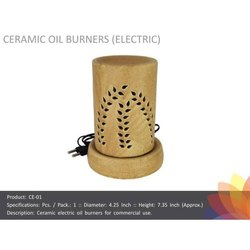 Ceramic Oil Diffuser - CE-01