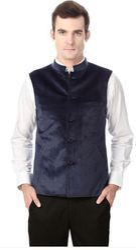 Peter England Navy Waistcoat