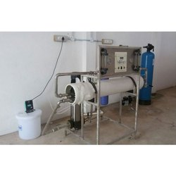 Fully Automatic Water Treatment Plant