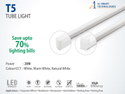 AI SMART LED TUBE LIGHT