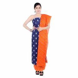 Aaditri Hand Block Print Suit