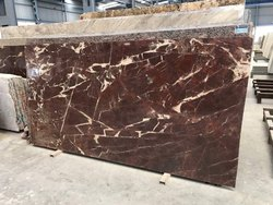 Red Damascus Granite