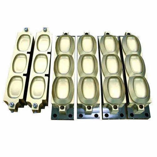 3 Cavity Soap Bincchi Stamper Mould
