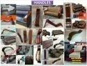 Brown Wood Furniture Handle, For Sofa, Size: Costomized