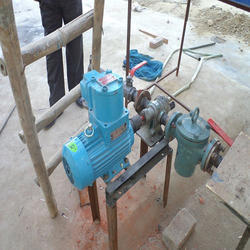 Flame Proof Motor with Gear Pump