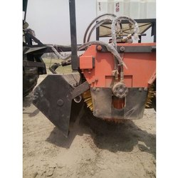 Mild Steel Hydraulic Broomer
