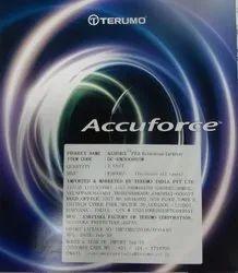 Terumo Accuforce Balloon Catheter
