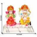 Laxmi-Ganesha Idol