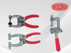 Squeeze Action Plier Clamps