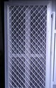 Aluminium Netted Door