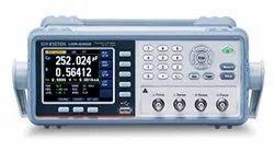 GW Instek Lcr-6002 Precision Lcr Meter, Bench