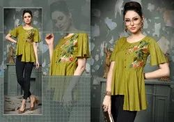 Pr Fashion Launched Beautiful Designer Readymade Top