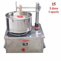 15 Litres Capacity Commercial Conventional Wet Grinder