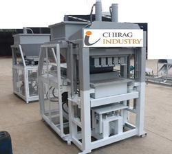 Fly Ash and Red Soil Brick Machine