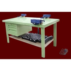 Abhay Products Metal Work Table