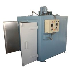 Electric Fire Oven, Capacity: 500-1000 Kg