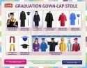 Graduation Gown With Hat