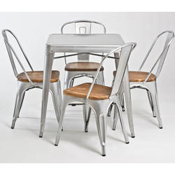 Dining Set, For Restaurant, Seating Capacity: 4