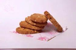 Vanilla Peanut Cookies
