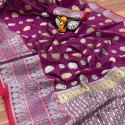 Kanjivaram Soft Silk Saree