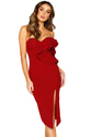 Women's Party Strapless Dress