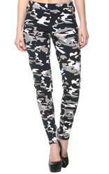 Trendy Printed Cotton Trackpant For Girls