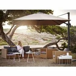 Outdoor Garden Pole Umbrella