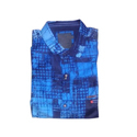 Mens Cotton Printed Shirt, Size: S - Xl